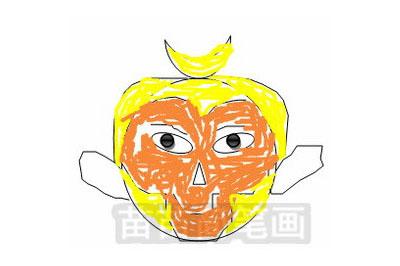 孙悟空简笔画