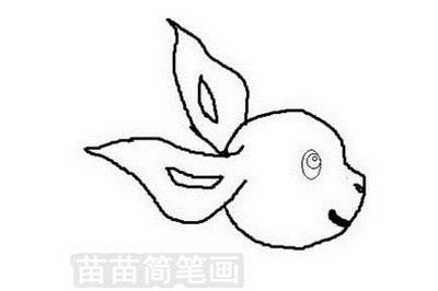 兔子简笔画怎么画简单又好看 三