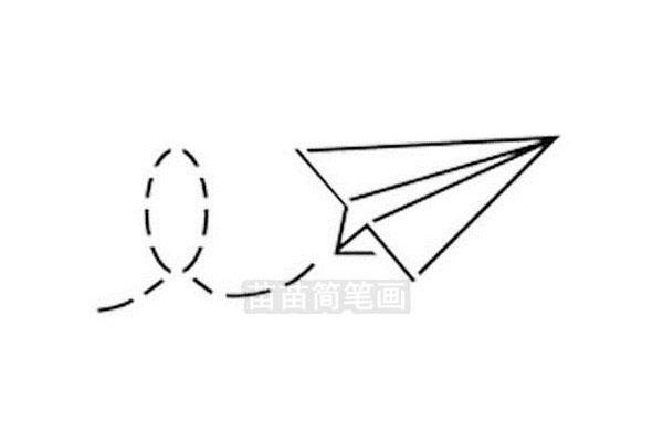 小鱼简笔画