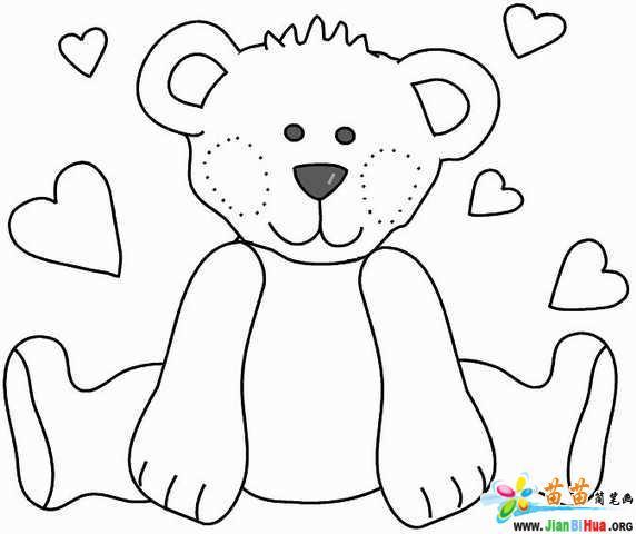 苗苗简笔画网提供了卡通涂色城简笔画,儿童简笔画涂色供你临摹.