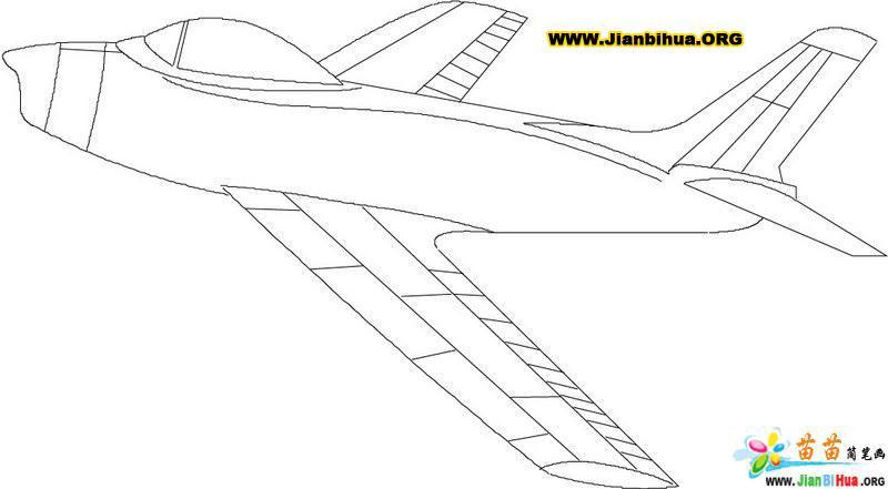 超级飞侠飞机简笔画内容图片展示_超级飞侠飞机简笔画图片下载