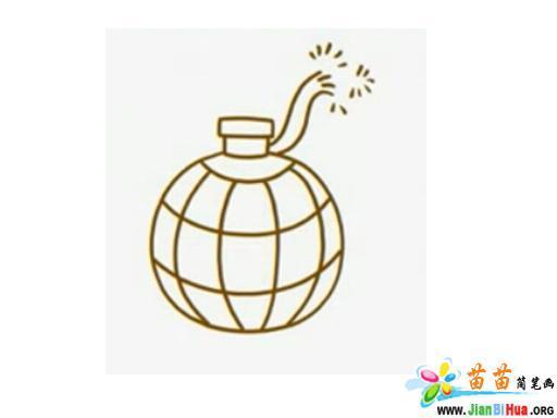 本站推荐玫瑰花简笔画画法图解,日本动画片简笔画——樱花大战20张