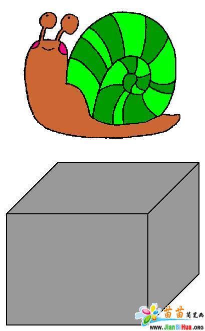 表示方位的图片8张_幼儿简笔画_51自学网; 怪物史瑞克简笔画图片大全