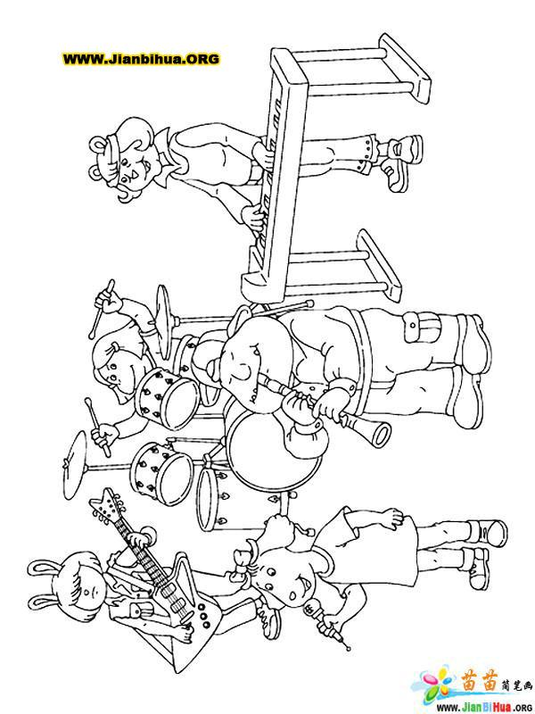 小羊的简笔画图片 小羊的简笔画照片 小羊的简笔画