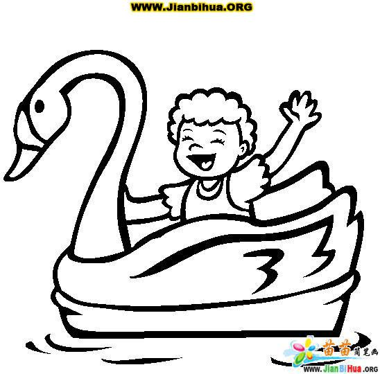u5929 u9e45 u8239 u7b80 u7b14 u753b u56fe u7247 u6b23 u8d4f child clip art black and white child clip art free