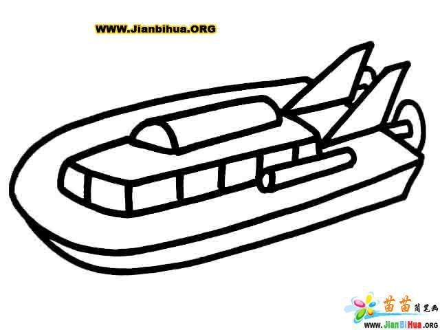 飞机简笔画_飞机矢量图_战斗飞机简笔画-圈子花园图片