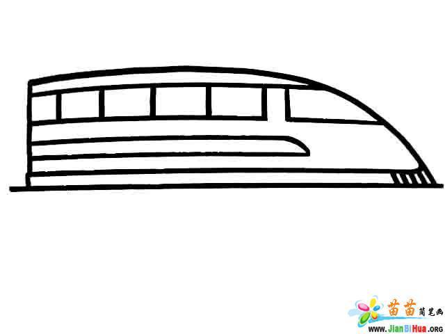 大轮船简笔画图片6张第5张