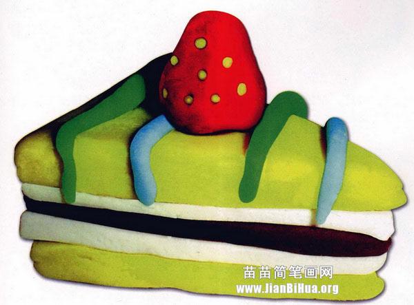 [橡皮泥手工制作蛋糕]>>小学生手工制作过程哪儿有>>