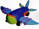 橡皮泥手工制作教程:飞机